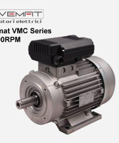 الکتروموتور تک فاز vemat vmc 1.1kw 1500rpm
