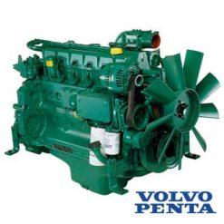 موتور دیزل volvo (ولوو)