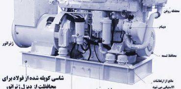 اجزای موتور دیزل
